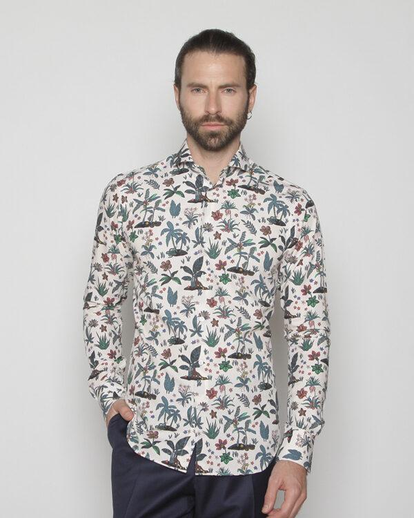Camisa Italiana Jungle