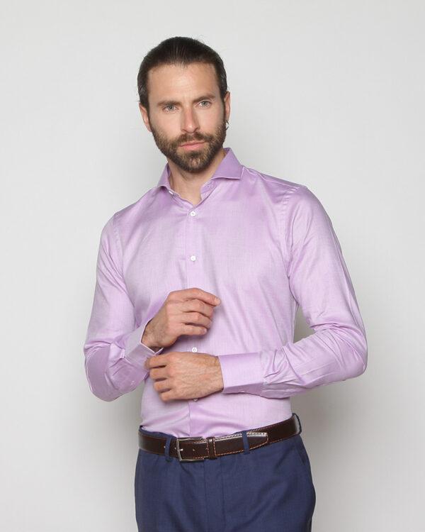 Twill Shirt Pink